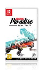 Игра Switch Burnout Paradise Remastered (1090380)