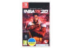 Игра Switch NBA 2K20 (5026555067720)