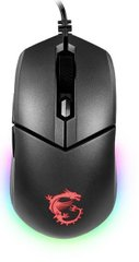 Мышь MSI Clutch GM11 Black GAMING Mouse (S12-0401650-CLA)