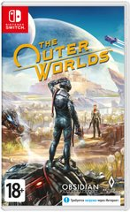 Игра Switch THE OUTER WORLDS (5026555067843)