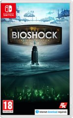 Игра Комплект Switch BioShock Collection (5026555068031)