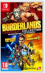 Игра Комплект Switch Borderlands Legendary Collection (5026555068659)