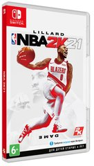 Игра Switch NBA 2K21 (5026555069069)