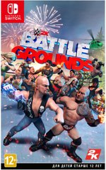 Игра Switch WWE 2K BATTLEGROUNDS (5026555069175)