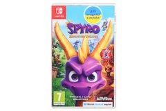 Игра Switch Spyro Reignited Trilogy (88405EN)