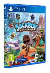 Игра PS4 Sackboy a Big Adventure [Blu-Ray диск] (9822820)